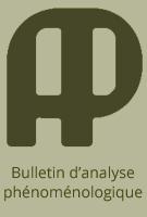 Bulletin d'Analyse Phénoménologique
