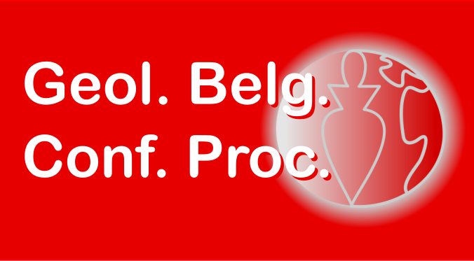 Geologica Belgica Conference Proceedings